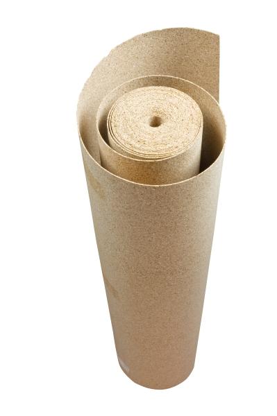 Korková role pod podlahu 2mm