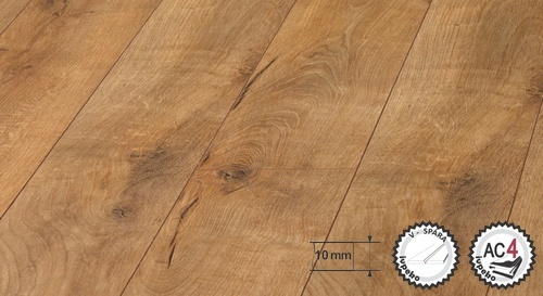 Laminátová podlaha Dub baltický