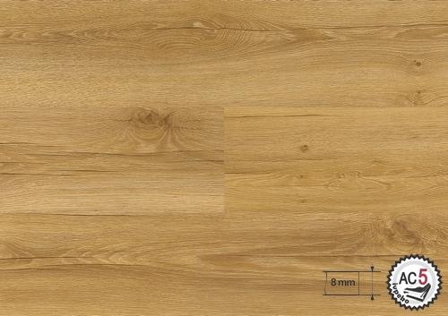 Laminátová podlaha Dub Barokový