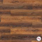 Podlaha vinylová plovoucí Dub vícebarevný