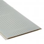 Stěnové obklady PVC Absolut stříbrná