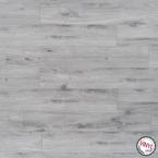 Podlaha vinylová plovoucí Dub světle šedý