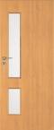 Interiérové dveře DRE Deco 20 - 80P,olše