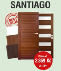 Interiérové dveře Vasco Santiago 1 a 7