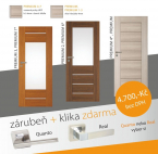 Interiérové dveře Premium komplet