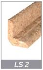 Korková lišta LS2